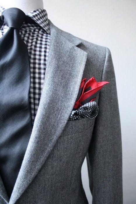 платок в кармашке пиджака картинки нажатии каждой клавиши