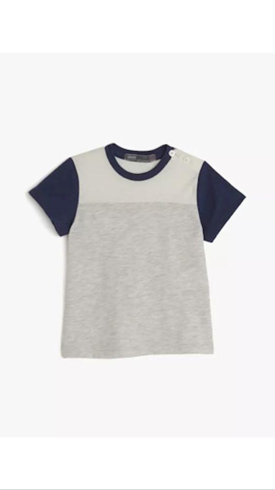 Vince Toddler Boy Heather Cloud T Shirt Size 18 Months $28 | eBay