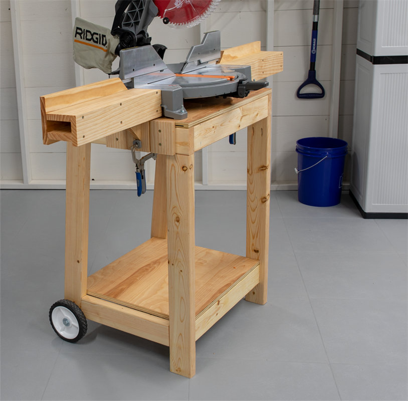 Rolling Miter Saw Stand Mitre saw