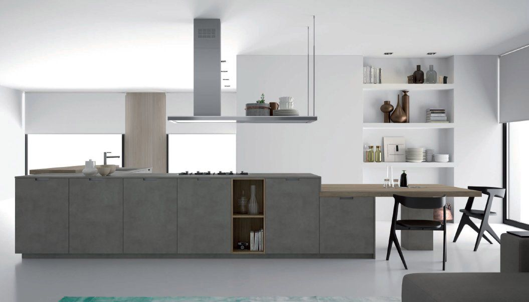 Dealer of Modern Italian Kitchens from Doimo Cucine. Providing you ...