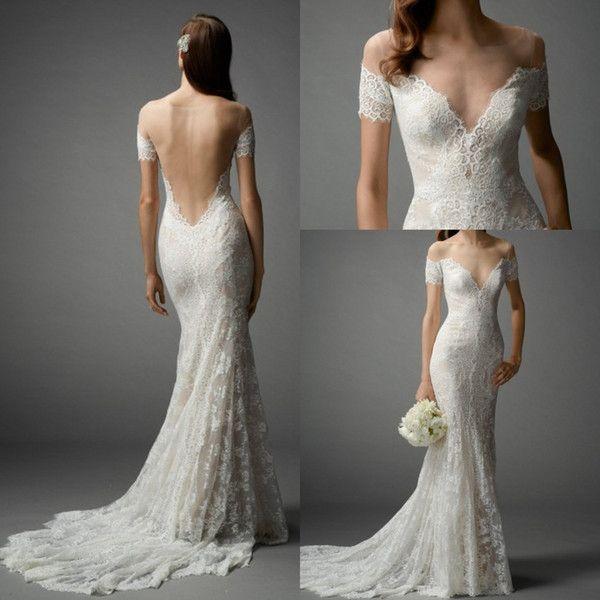Simple Low Key Wedding Dresses: Pin By Abby Bradley On Wedding Board