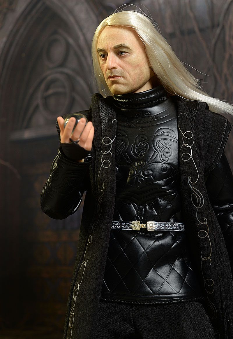 Lucius Malfoy Harry Potter Sixth Scale Action Figure Review Lucius Malfoy Harry Potter Lucius Malfoy Potter