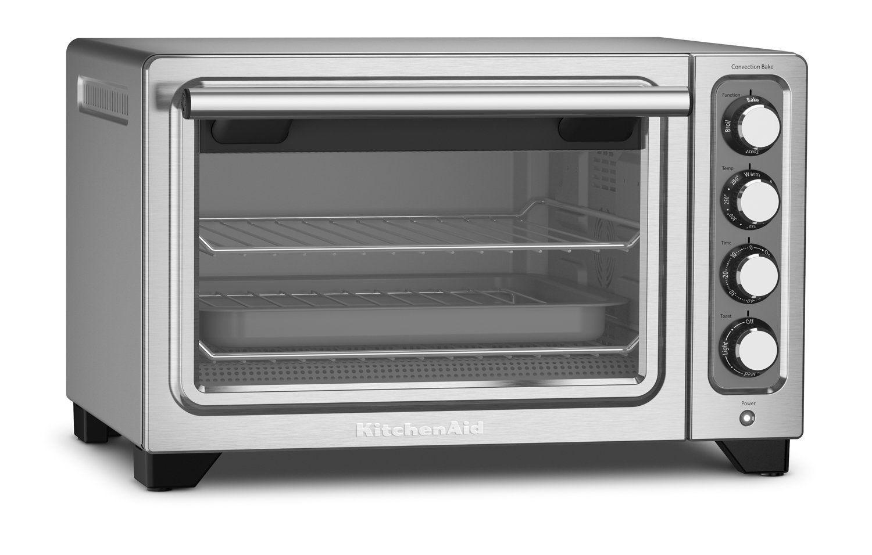 Kitchenaid Kco253cu Toaster Oven Compact Oven Kitchenaid Oven