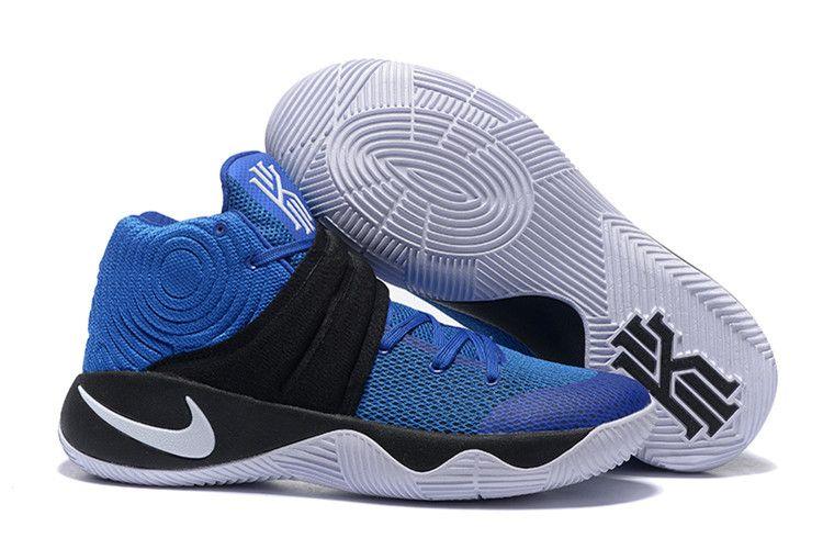 Nike Kyrie Irving 2 Basketball Shoes Blue Black