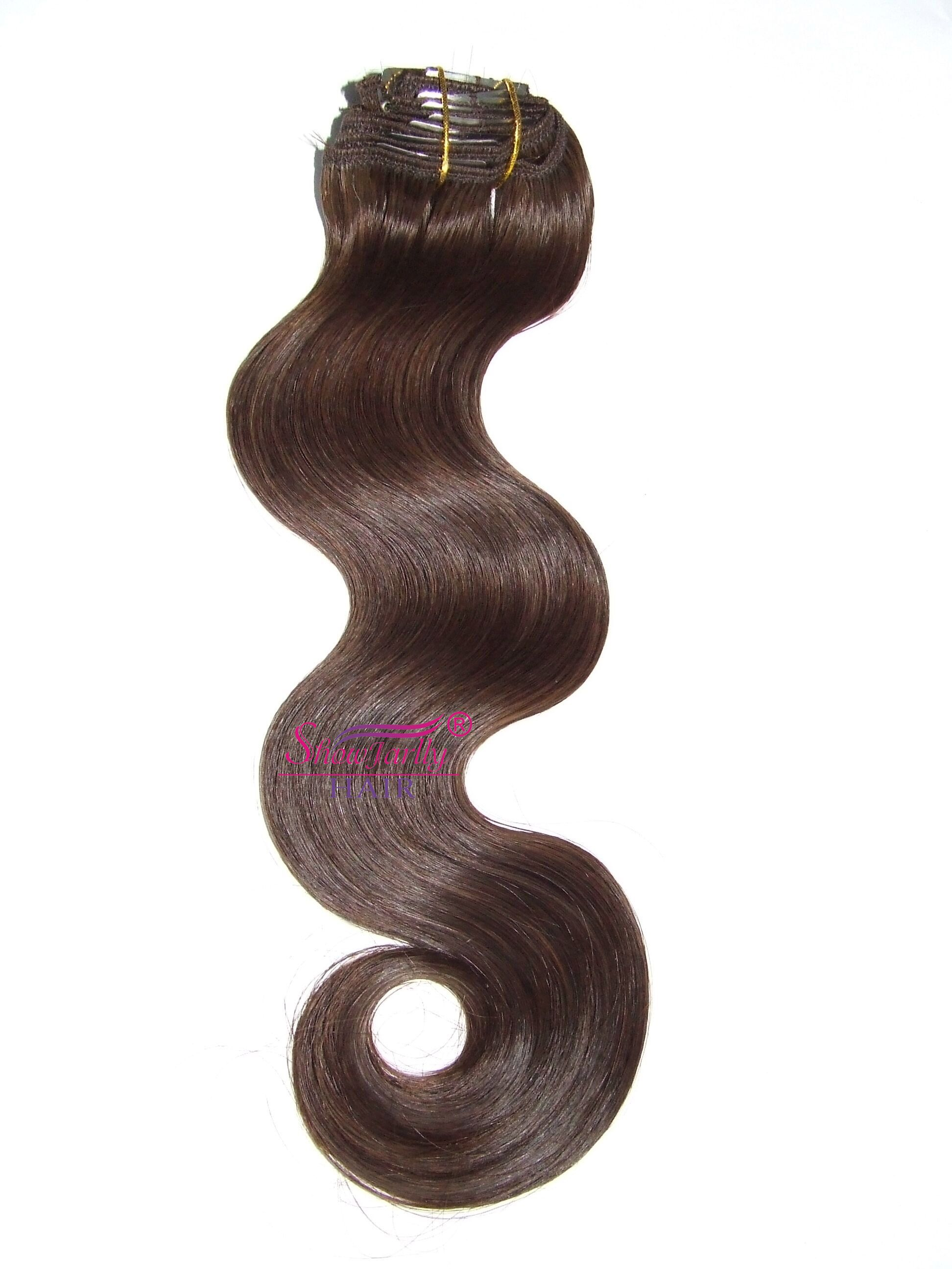 Big Body Wave Clip In Hair Extensions Only Contact Me For More