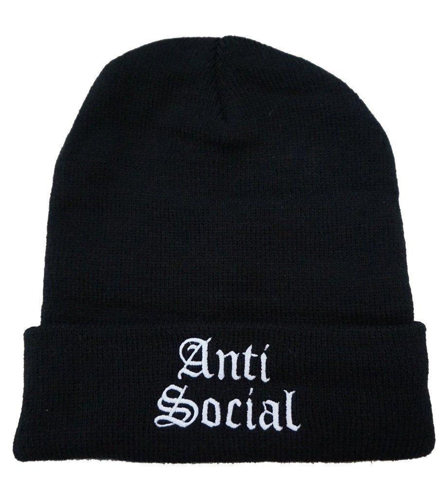 Anti Social Beanie (SOLD OUT)