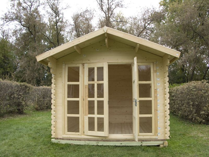 Brightoln 10 X 10 Garden Shed With Images Garden Sheds For Sale Shed Garden Shed