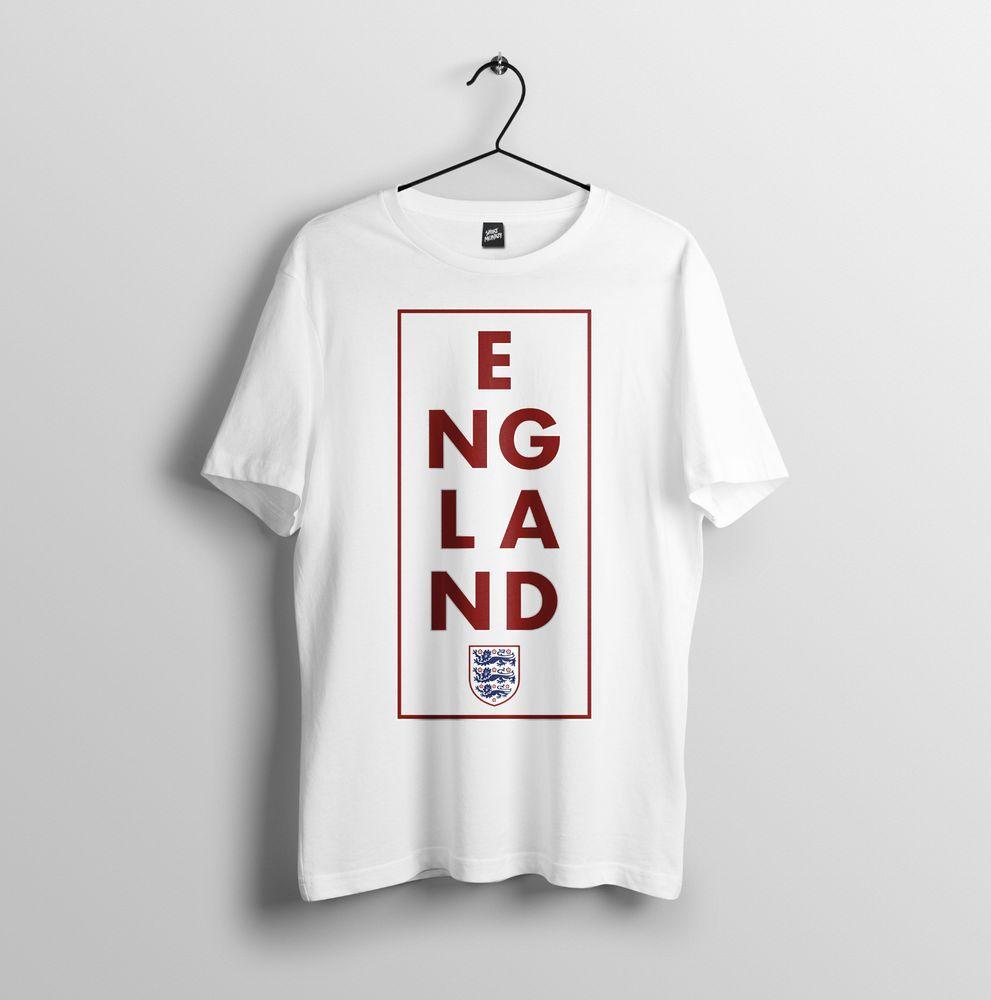 fd7300bb531 Mens England World Cup T Shirts
