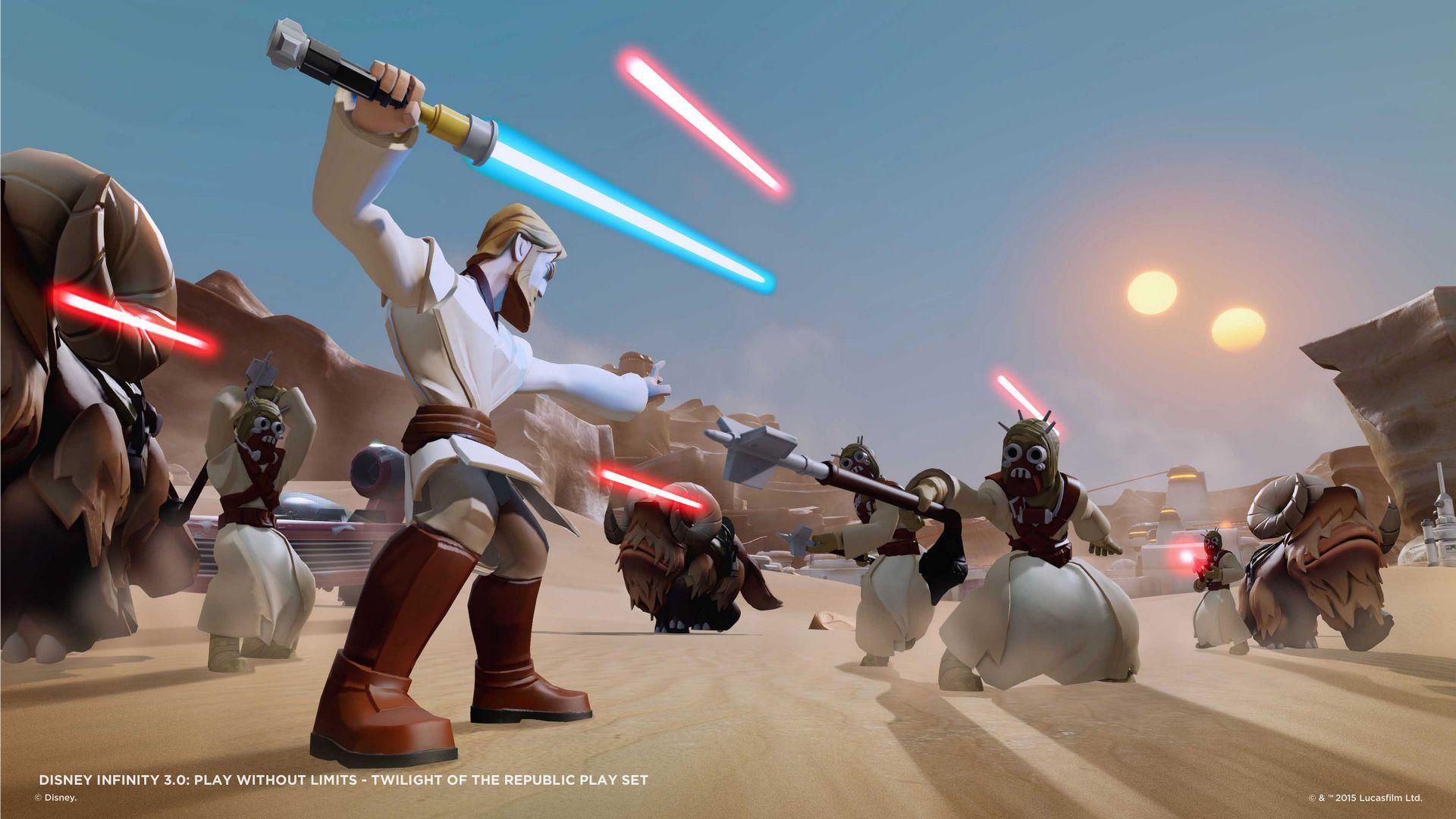 Disney Infinity 3.0 Star Wars Play Set  #starwars #videogame