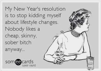 New years resolution joke | For Laughs | Pinterest | Funny text ...