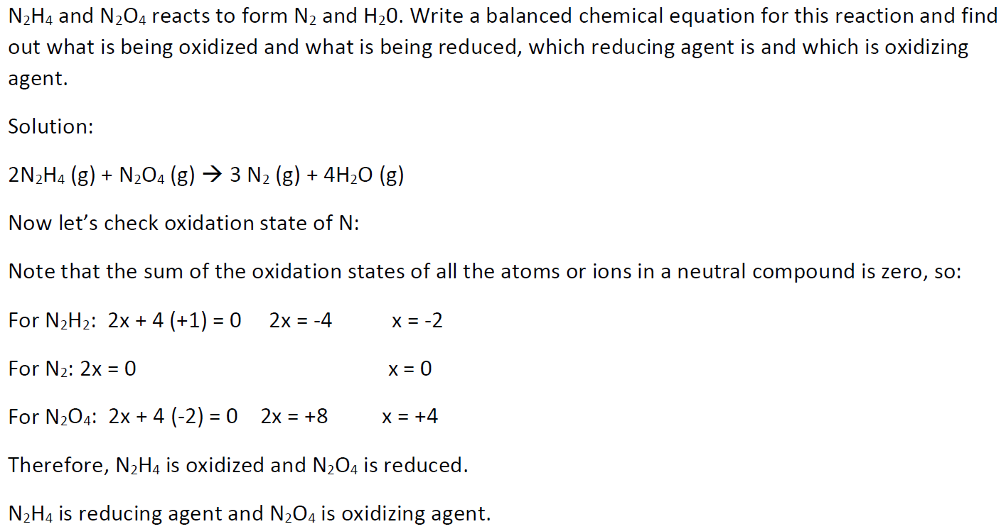 how to find chemical reactions