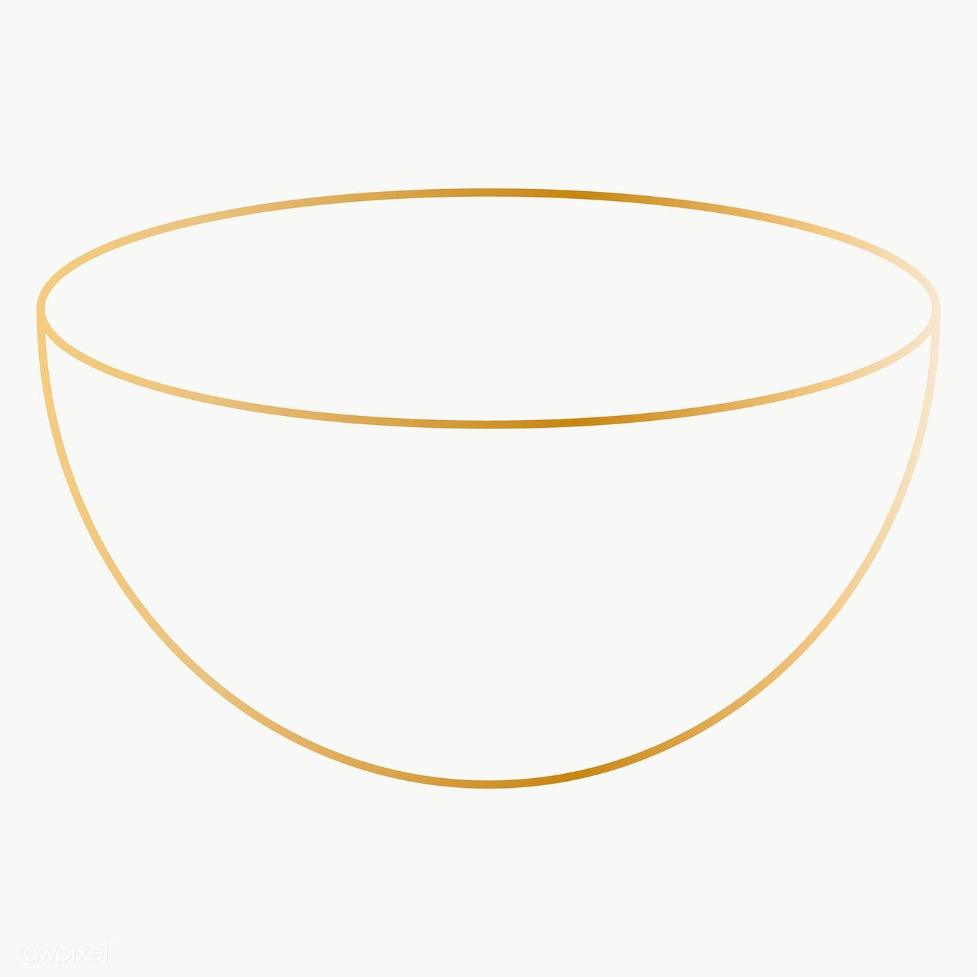Minimal Gold Half Sphere Shape Transparent Png Free Image By Rawpixel Com Katie Vector Background Pattern Shapes Free Frames