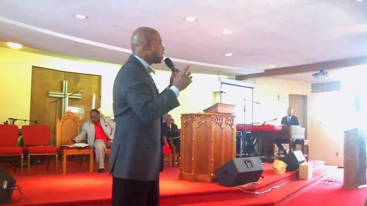 """Chaplain Dr. Barry Black sermon """"What to DO? When There's"""