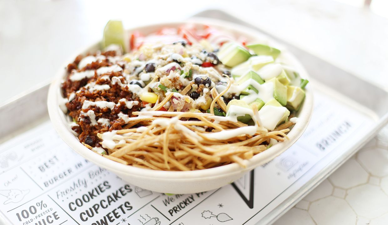 Top 20 NYC Healthy Lunches: It's Even Better Than Chop't