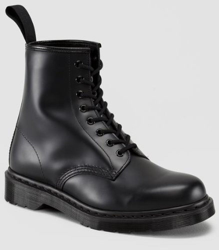Unisex 1460 8-Tie Lace-Up Boot