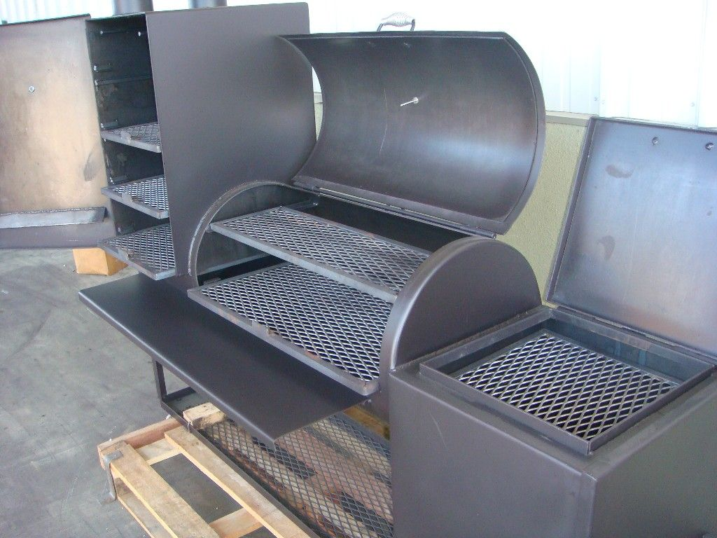 Beau Letu0027s Take A Look At The New Build Your Own BBQ Smoker EBook By Que Fresco.