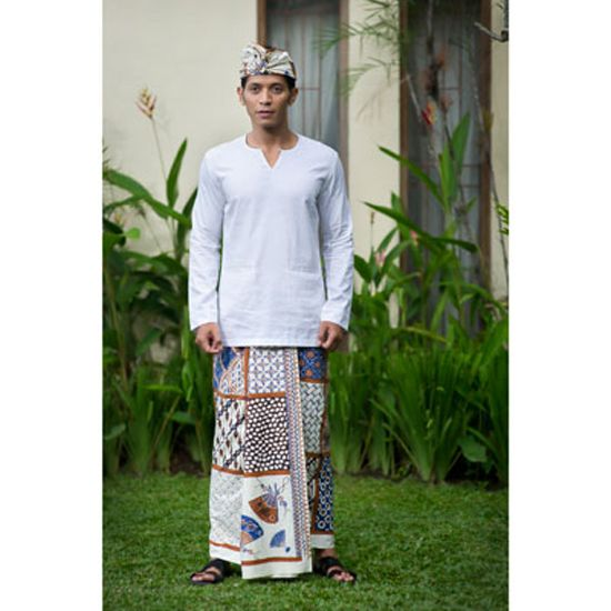Hotel spa uniform bali batik bali sarong kimono bali for Uniform thai spa