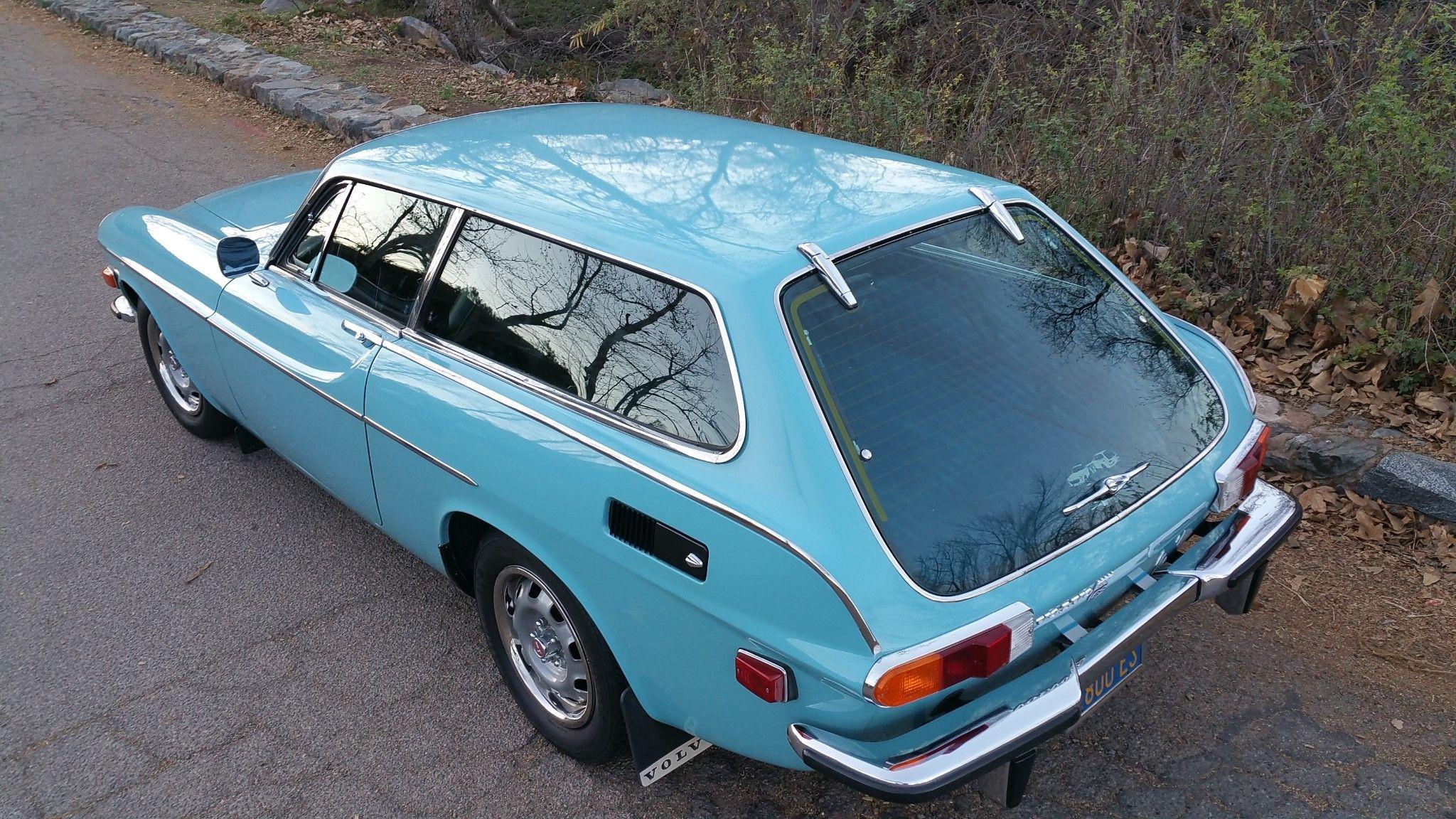 1972 Volvo 1800ES 4-Speed w/ Overdrive