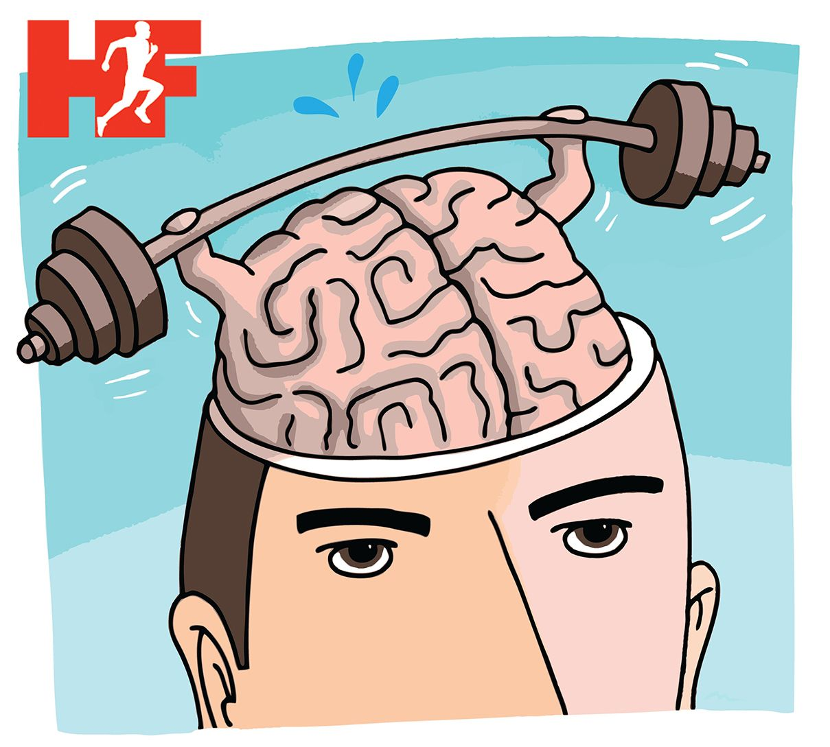 Personal Training..  For Your Brain.  Buff up your brain with these simple tips.