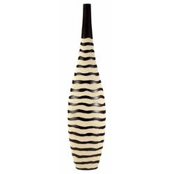 @Overstock.com.com.com - African Craft Vase - This slender, uniquely crafted African vase adds a tasteful decor to any room. Great for shelves, counters, tables and more, this vase adds a distinctive ambiance to your home.  http://www.overstock.com/Home-Garden/African-Craft-Vase/6778053/product.html?CID=214117 $69.99