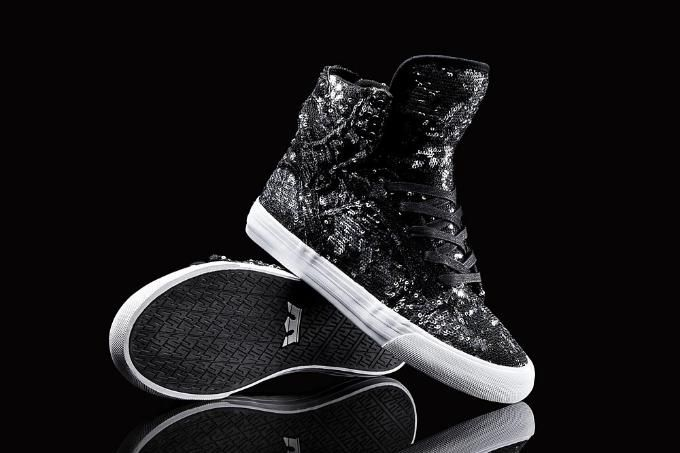 SUPRA LAUNCHES LINE OF WOMEN S FOOTWEAR WITH A-MORIR SKYTOP  089c0327c6