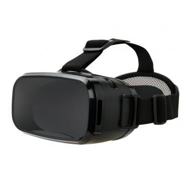 Printed Virtual reality glasses. Virtual reality glasses
