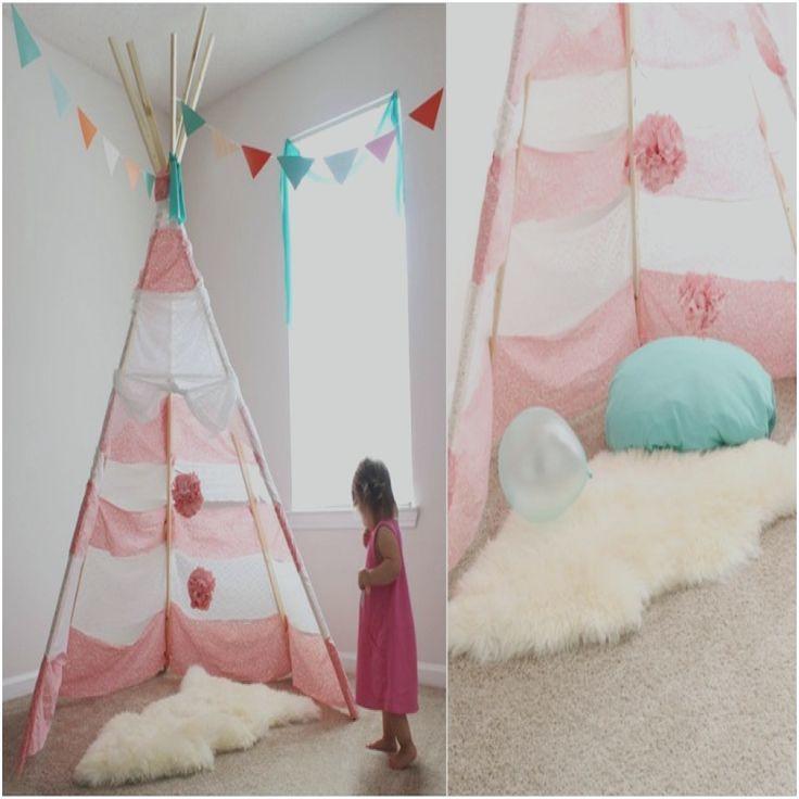 Fine Tipi Zelt Fur Kinderzimmer Elegante Indianer Tipi Zelt Furs