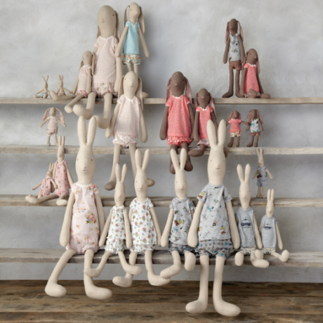 Maileg Girl Rabbits | Armstrong Ward Lifestore - Gifts Toys and Home Accessories