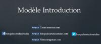 Modèle Introduction générale mémoire audit | Lockscreen ...