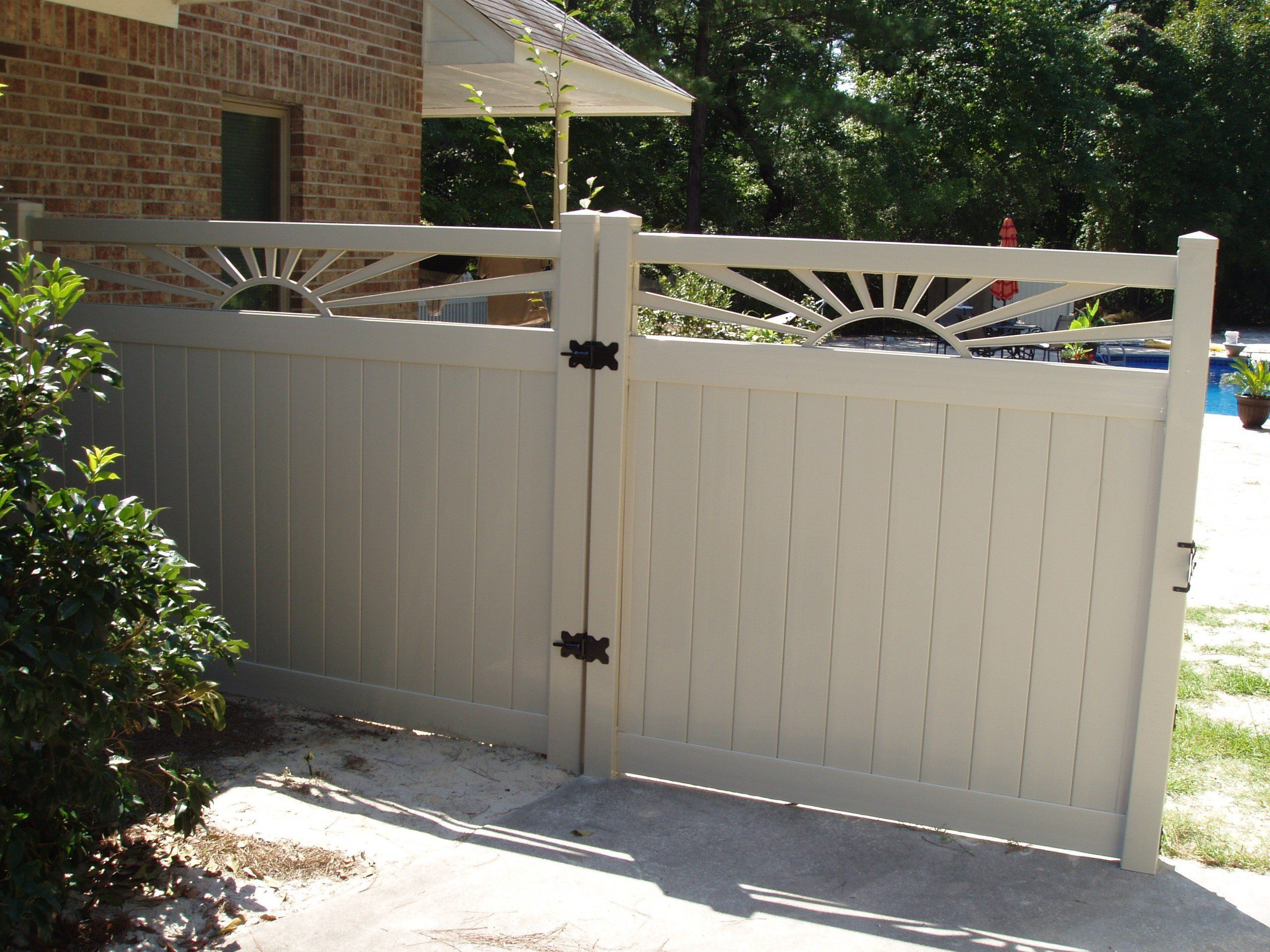 37 Stylish Privacy Fence Ideas for Outdoor