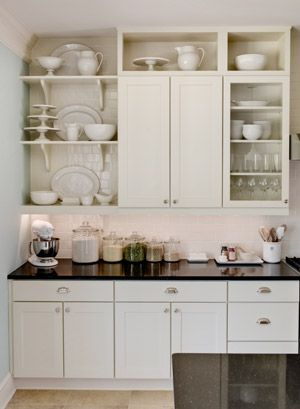 Kitchen Inspiration: This Is The Kitchen Cabinet Style We Are Considering.  In This Photo, Itu0027s Merillatu0027s Tolani, A Maple Door That Comes Painted In  Either ...