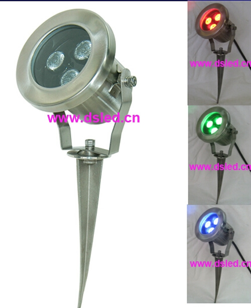 (28.20$)  Watch more here  - Stainless steel,IP68,good quality 9W LED RGB pool light,RGB underwater LED light,12V DC, DS-10-48-9W-RGB,3X3W RGB 3in1