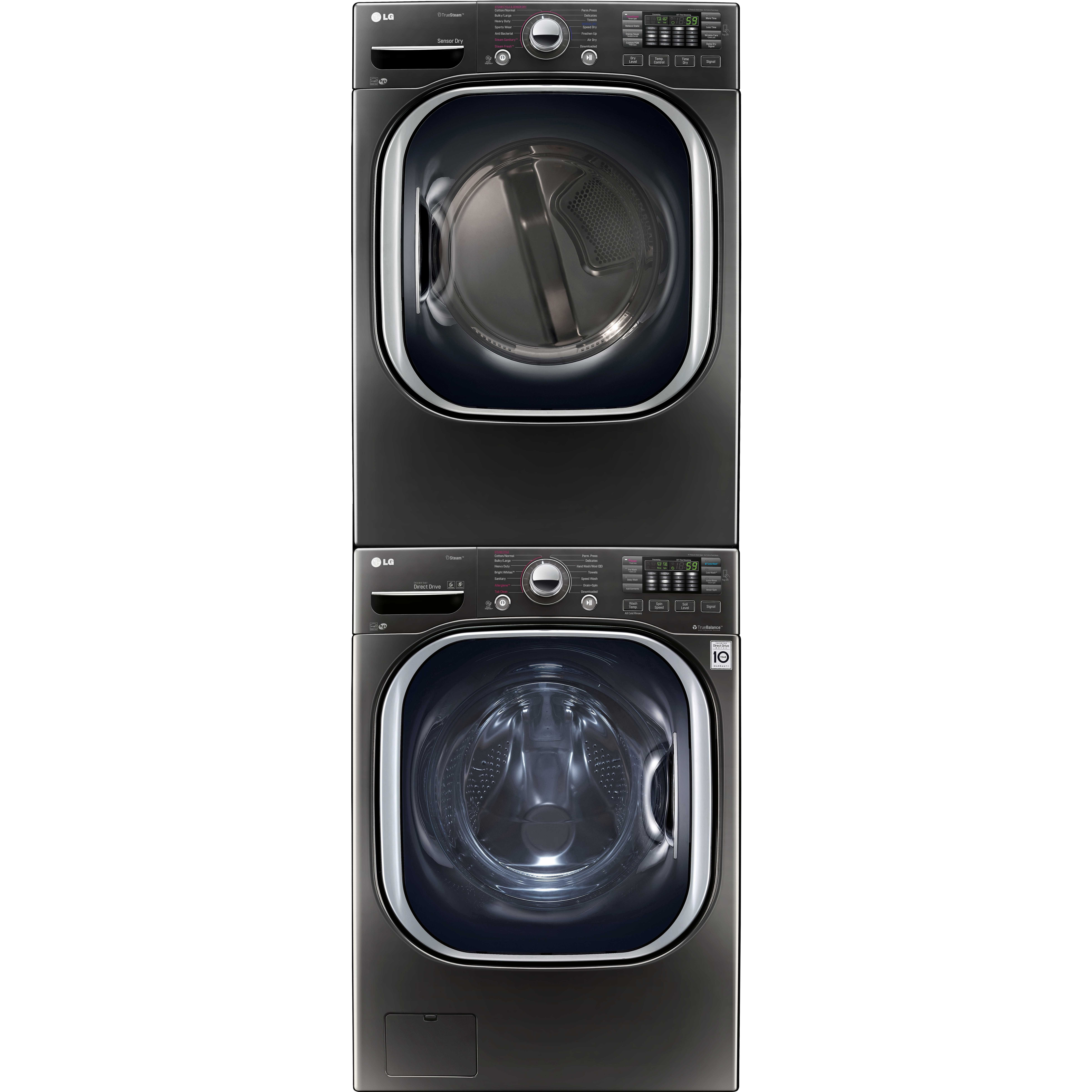 Best Stackable Lg Washer And Dryers For 2018 Washer And Dryer Stackable Washer Stackable Washer And Dryer