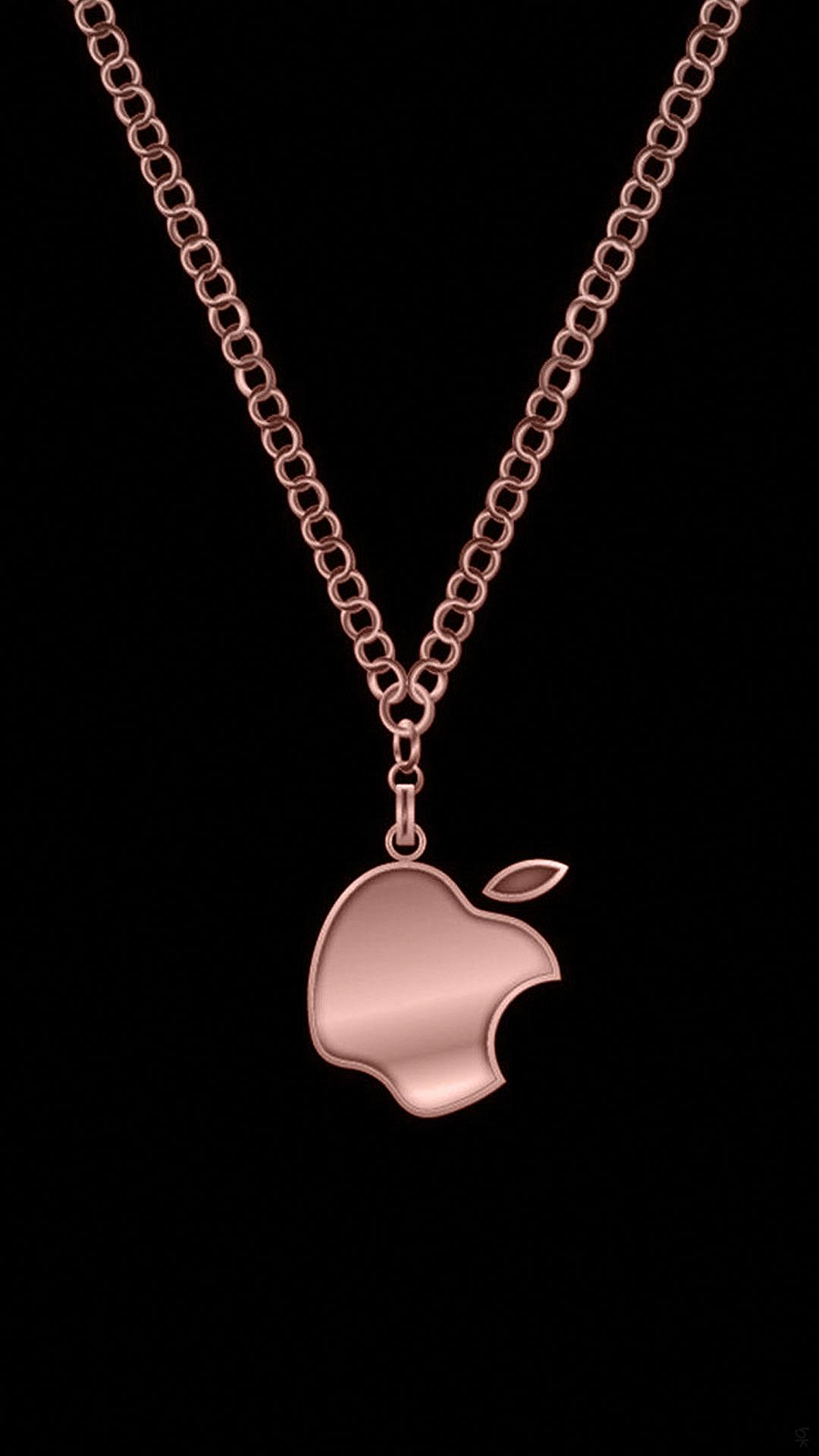6 Plus Rose Gold Apple Iphonewallpaperrosegold Apple Wallpaper Iphone Gold Iphone Apple Logo Wallpaper