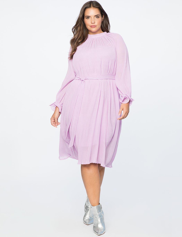 Easy Midi Dress | Women\'s Plus Size Dresses | Dresses, Plus ...