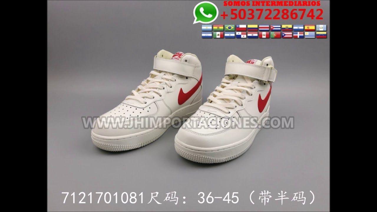Force 1 Made Nike Air Alta 1 Calidad ChinaCalzado Bots 1 In KFcT1lJ