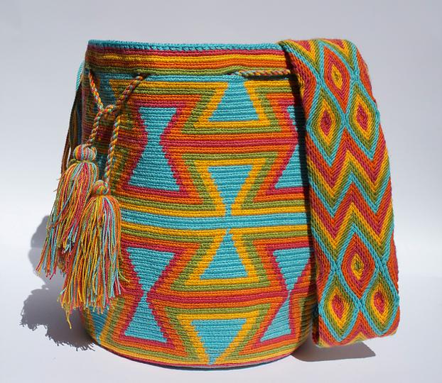 The Wayu Collection - Wayuu Mochila Australia | Häkel taschen bag ...