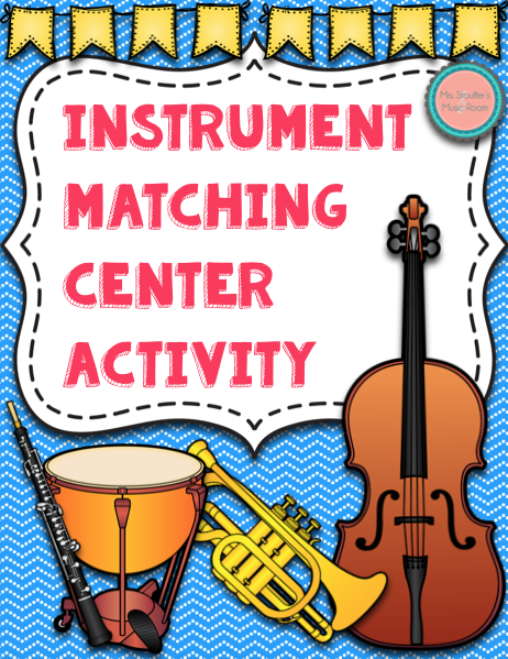 Orchestral Instrument Music Center | Elementary Music | Music