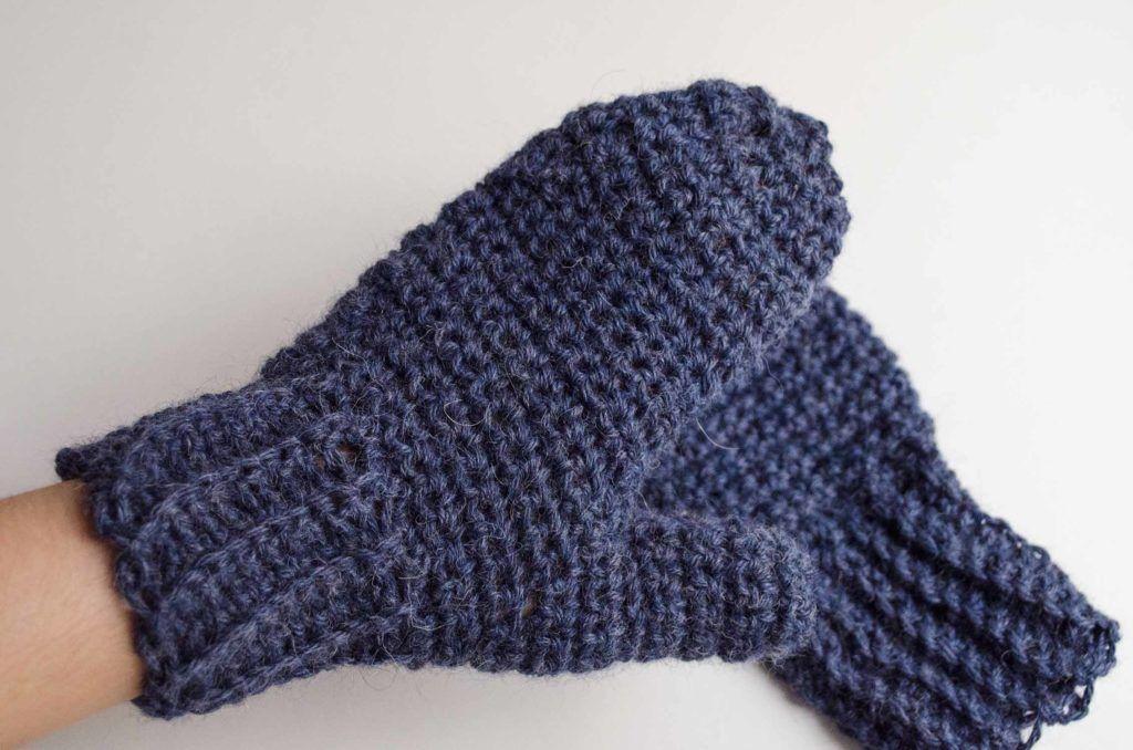 Free pattern: crochet mittens - The Blog - US/UK | mittens ...