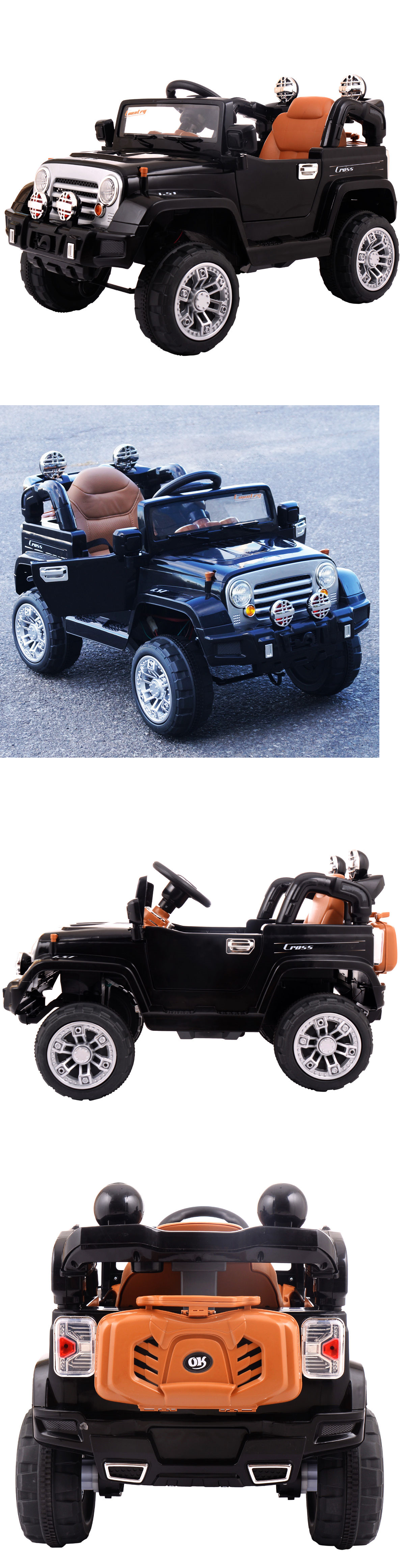 Jeep toys for kids  Ride On Toys and Accessories  Jeep Style V Kids Ride On