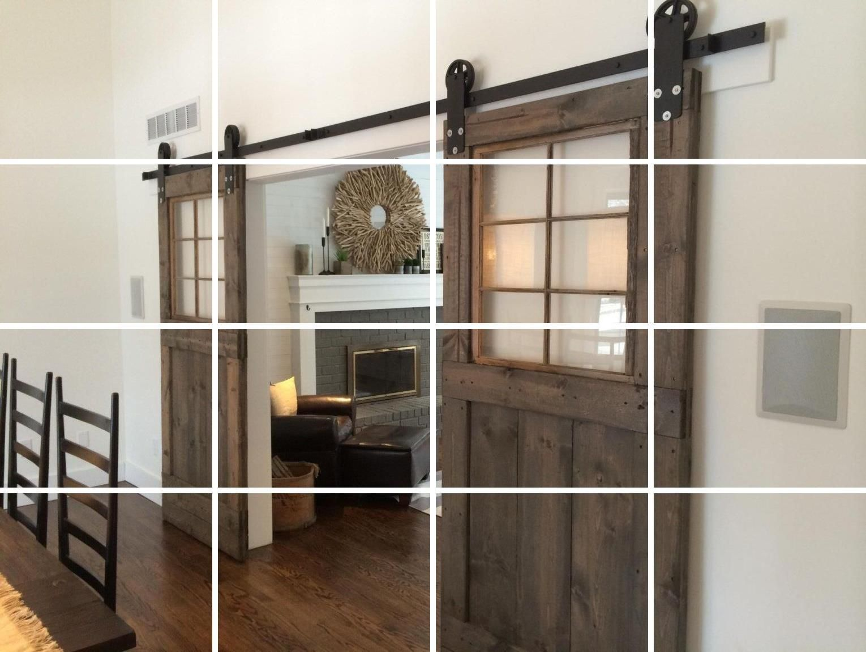 Sliding Barn Doors For Homes Affordable Barn Door