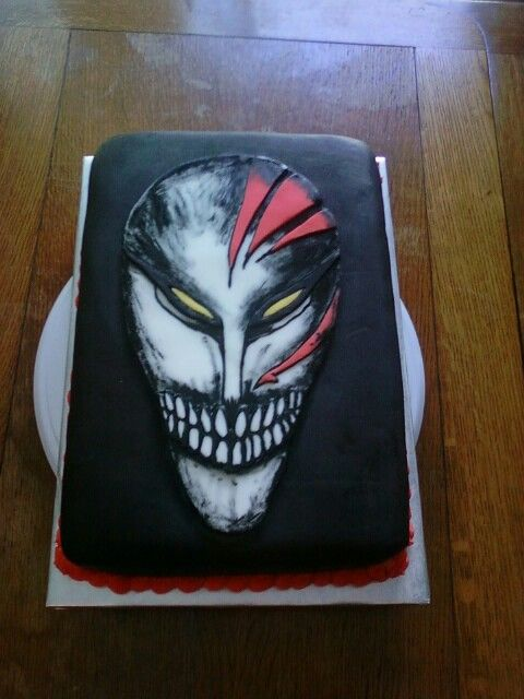 I Want This Cake For My Birthday Bleach Pinterest Cake