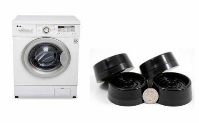 Washing Machine Anti Vibration Pads Will Stop Your Washing