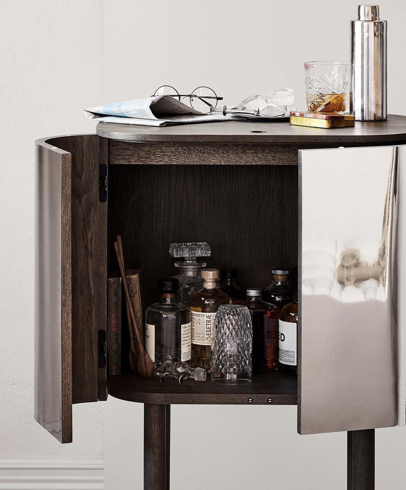 Northern Loud Bar Cabinet Bar Retro Meuble Bar Meuble