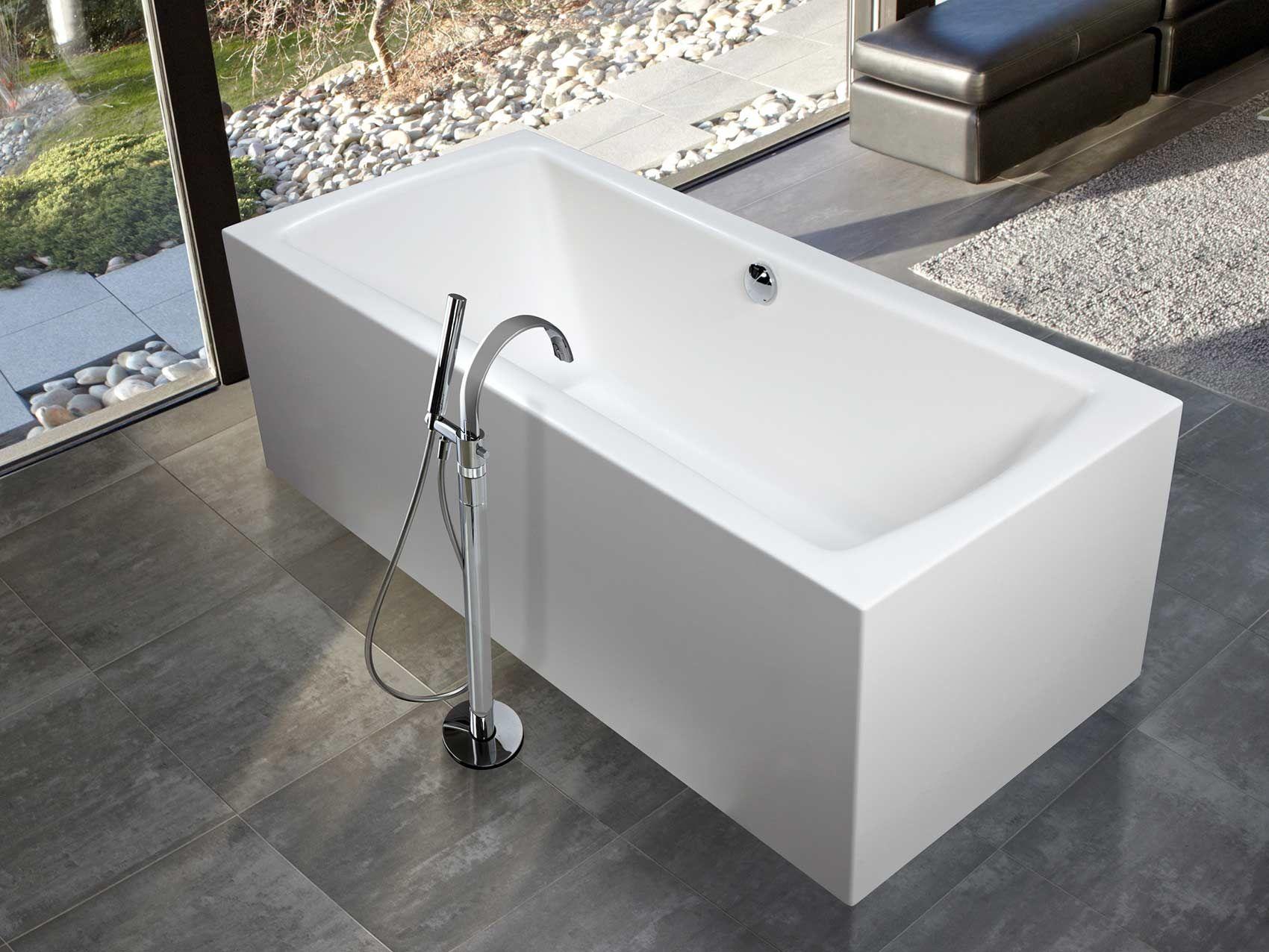Moderne Freistehende Badewannen Von Mauersberger Badewanne Freistehende Badewanne Badewanne Eckig