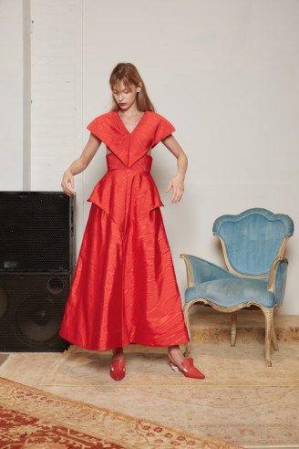 Moderne Abendkleider, American Style - Rosie Assoulin ...