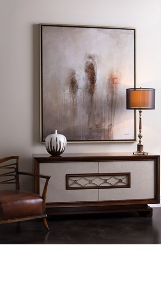 Modern Sideboard. Living Room Decor Ideas. Luxury Furniture. Interior Design  Ideas. Home