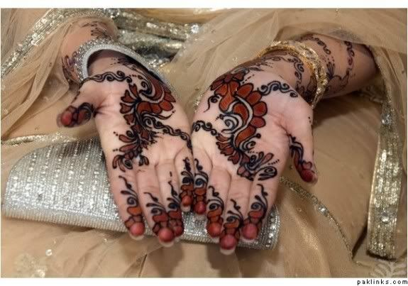 Mehndi Henna Red Cone Infection : Red cone mehndi designs latest all over the world arabic