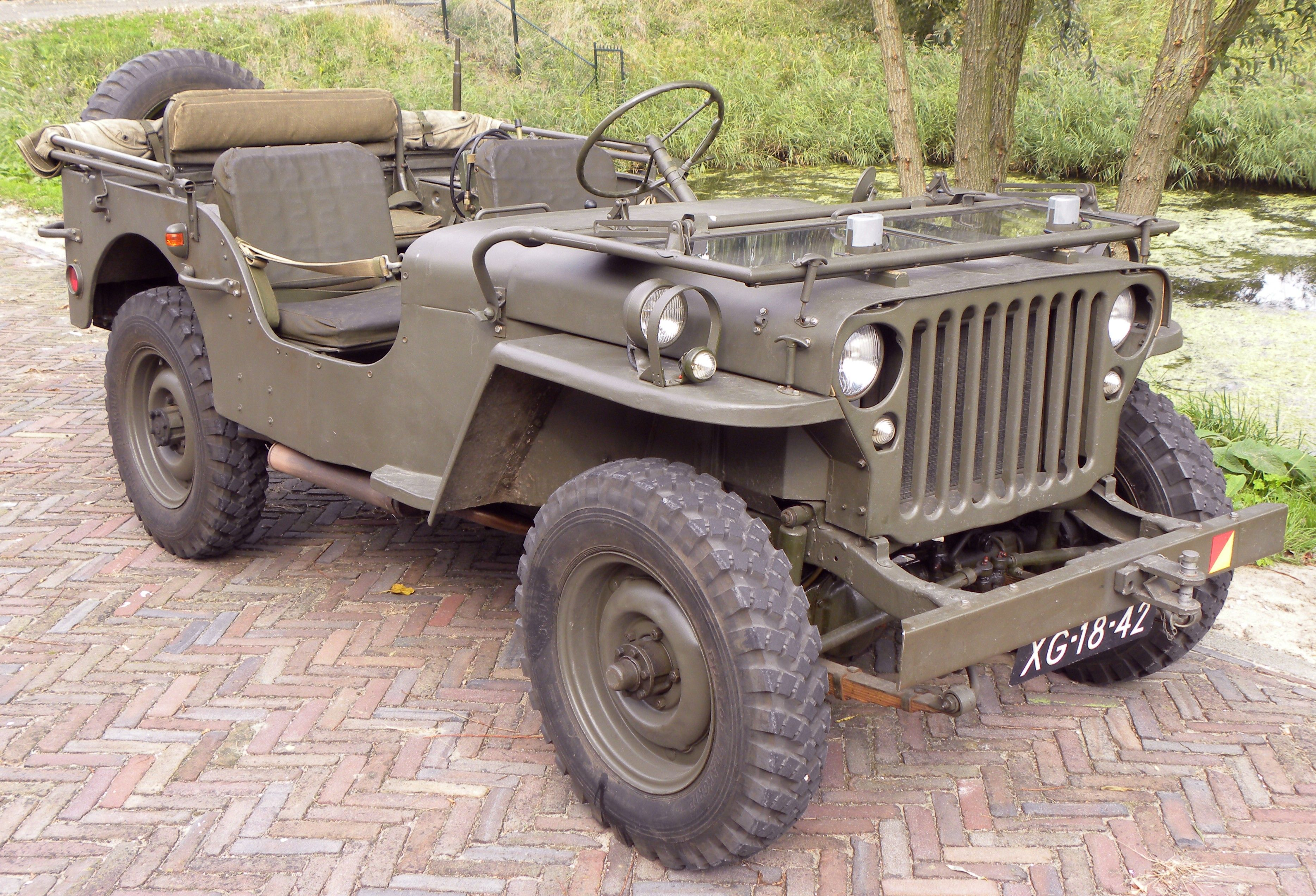 My Grandfather British Royal Signals Drove One Of These Right