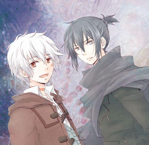 No.6   Nezumi & Shion